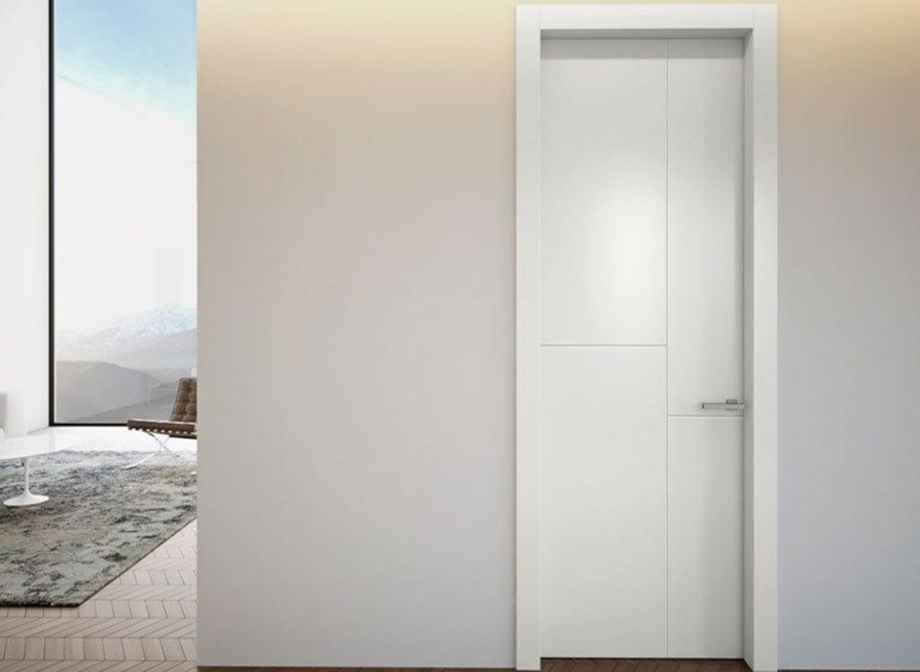 Notranja lesena vrata